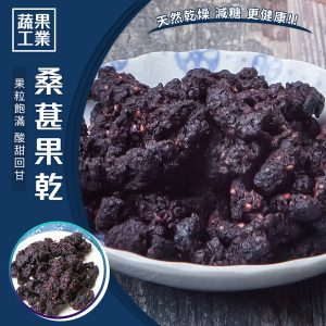 蔬果工業 桑葚果乾